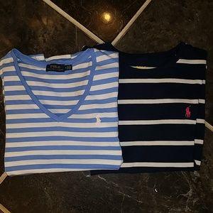 Bundle of 2 Polo Ralph Lauren shirts